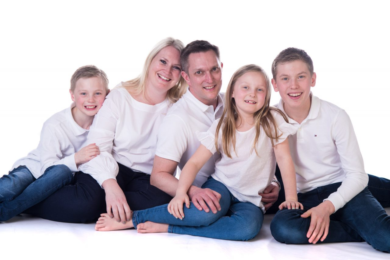 Studio and Family Portrait photographer in Horsham West Sussex