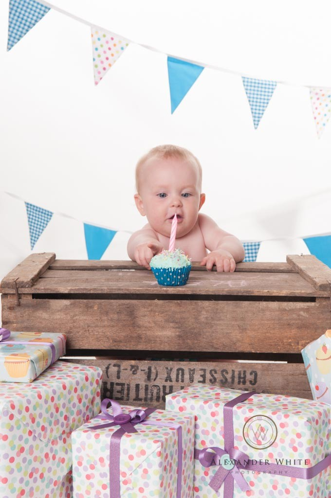 Baby and Family Portrait and Cake Smash Photography in West Sussex (4)