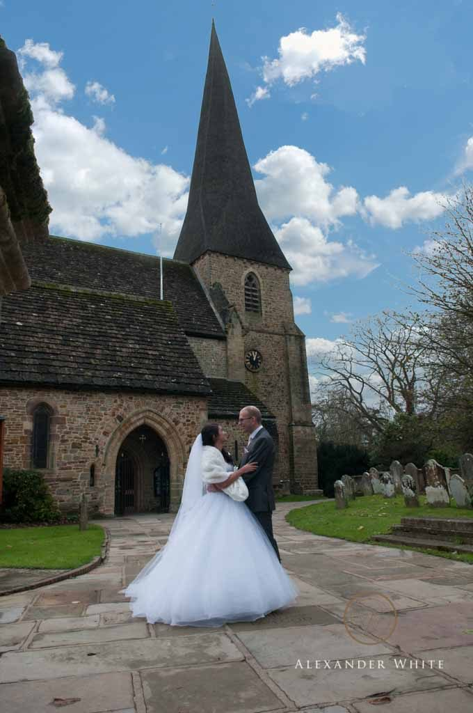 Wedding photographer in West Sussex Horsham StMarys Church by Alexander White Phototgraphy (10)