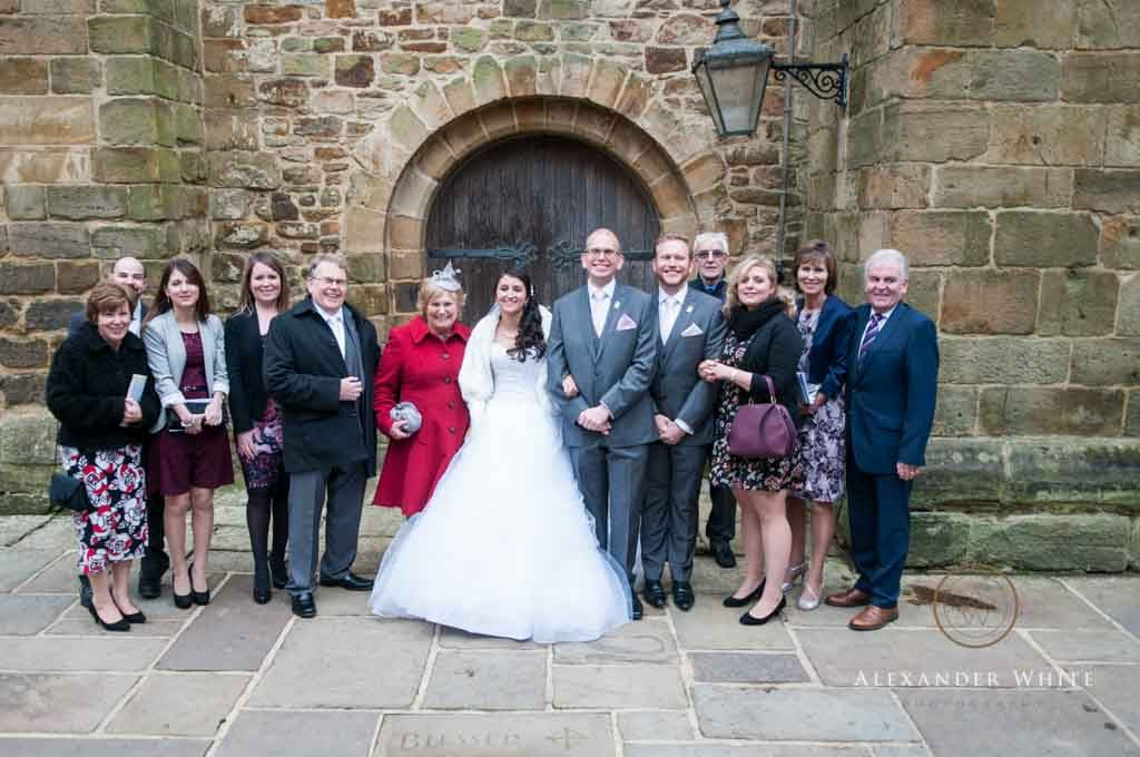 Wedding photographer in West Sussex Horsham StMarys Church by Alexander White Phototgraphy (9)
